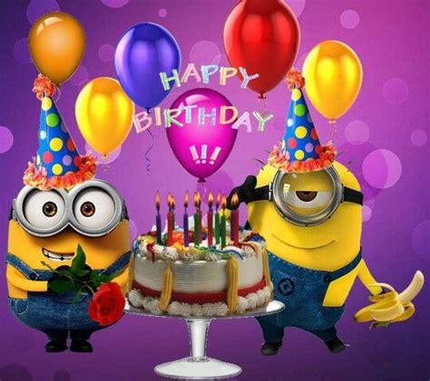 Minion Happy Birthday Wishes 25 Best Minion Birthday Quotes On Pinterest Minion