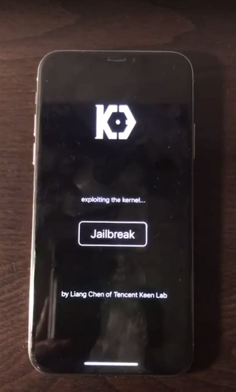 iphone jailbreak ios 12 keenlab demos ios 12 jailbreak