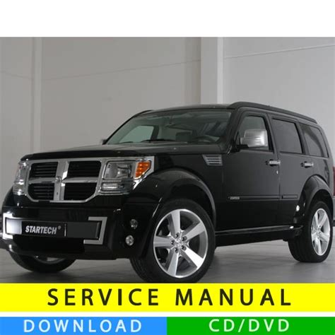 2007 dodge nitro service manual 2011 dodge nitro repair manual for a free dodge nitro