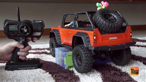 Mainan Mobil Jeep R C mainan rc mobil jeep offroad