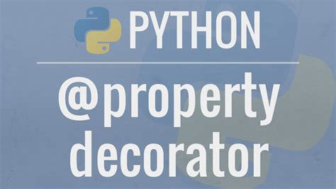 python property decorator setter exle python oop tutorial 6 property decorators getters