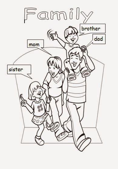 imagenes sobre la familia en ingles educaci 243 n infantil imagen de la familia en ingl 233 s