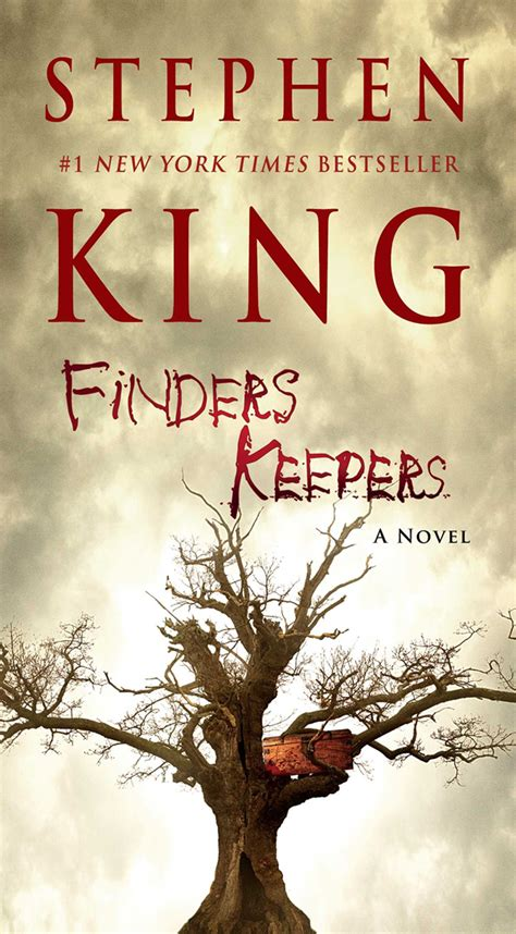 finders keepers books stephenking new releases