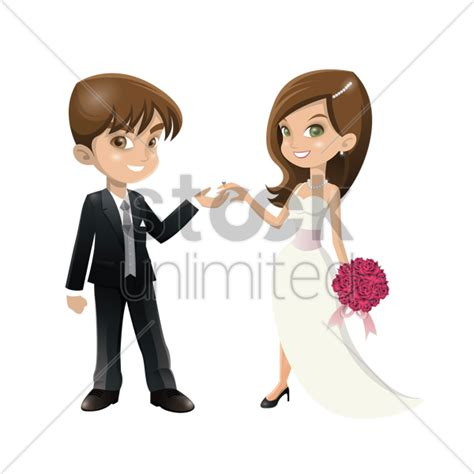 Animasi Wedding by Wedding Vector Image 1698983 Stockunlimited