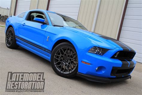 Fastest Mustang Model by Top 10 Fastest Production Mustangs