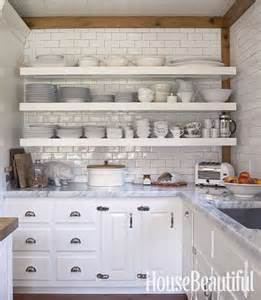Kitchen Cabinets With Open Shelves Hate Open Shelving These 15 Kitchens Might Convince You
