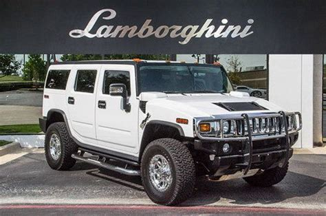 how it works cars 2007 hummer h2 spare parts catalogs find used awd ext chrome pkg custom chrome whls onstar pwr heated seats in richardson