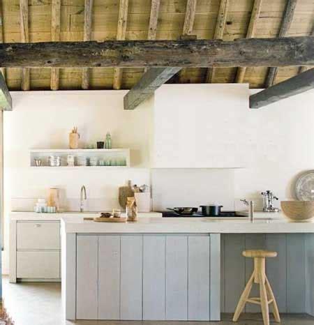 ideas de decoracion  cocinas rusticas