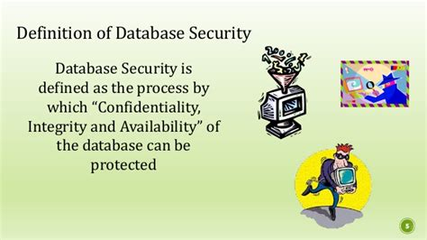 Database Security database security