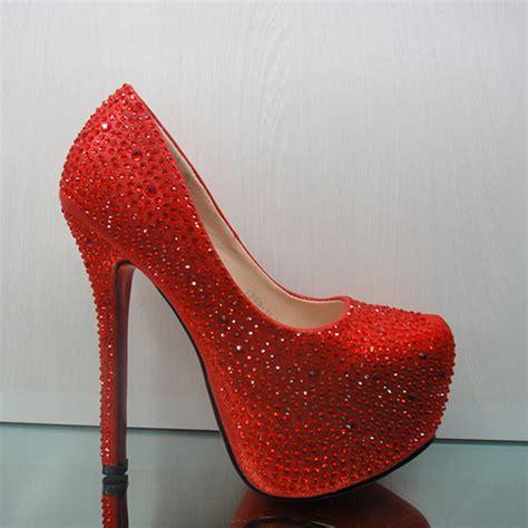 rhinestones high heels high heels with rhinestones