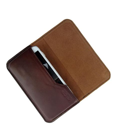 Lenovo A706 Premium Lather Flip Soft Casing Cover Bumper ikitpit genuine leather flip pouch cover for lenovo a706 buy ikitpit genuine leather flip