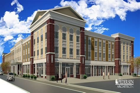 retirement appartments 18m financing secured for landis square mixed use senior