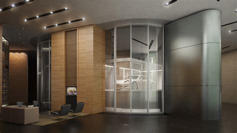 porsche design tower car elevator porsche design tower miami to rise high with auto
