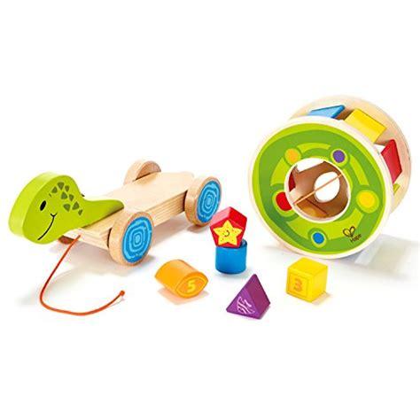 shape pattern toys shape sorter turtle pull along toy by hape 5 shape