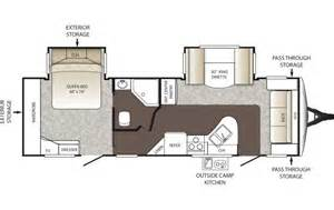 Outback Campers Floor Plans by 2014 Keystone Outback 260fl Travel Trailer Northside Rvs