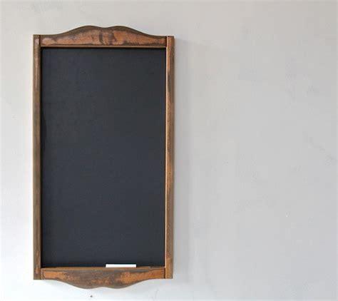 framed chalkboard for kitchen framed chalkboard kitchen menu chalkboard rustic by