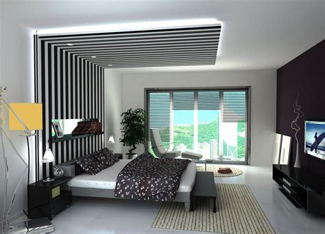 Modern Ceiling Designs For Bedroom Lavender Ceiling Design Rendering Bedroom 3d House Free 3d House Pictures And Wallpaper