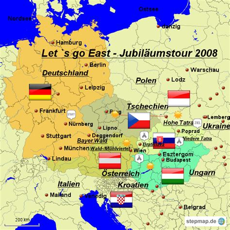 karte deutschland tschechien slowakei tschechien kawamey landkarte f 252 r deutschland