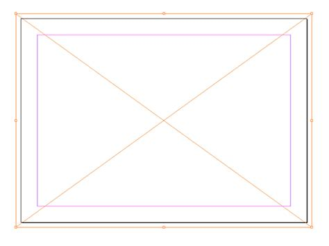 indesign rectangle frame tool how to create a vintage wedding invitation in adobe indesign