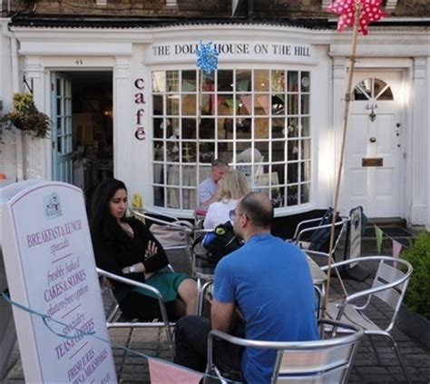 dolls house on the hill which is your favourite london tea room london