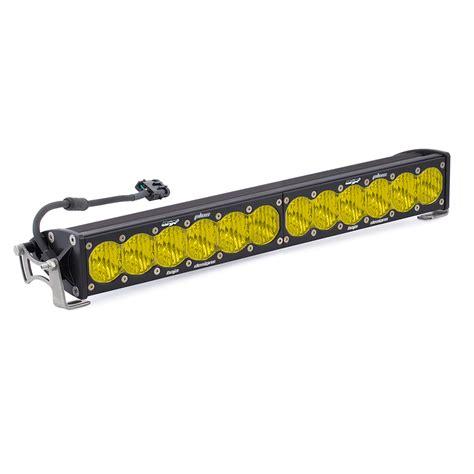 led light bar onx6 led light bar 20 quot led light bars baja designs
