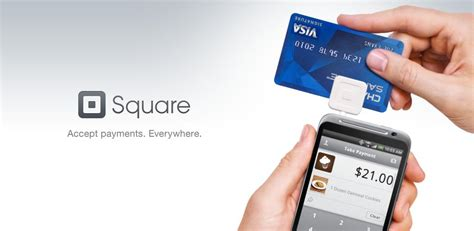 square for android square receives update to version 2 1 fast transactions and easier tipping are go droid