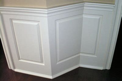 Mdf Raised Panel Wainscoting by Custom Raised Recessed Shaker Wainscoting Panels