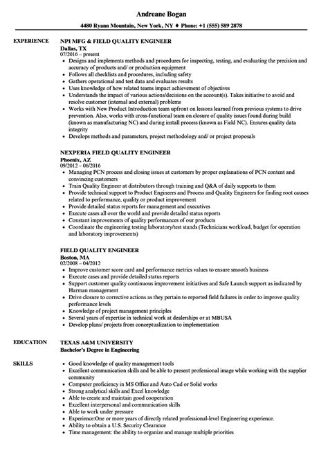 click here to download this quality assurance engineer resume