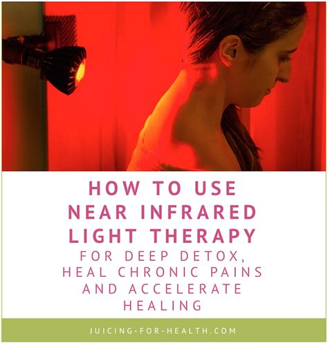 How To Detox After Giving Birth by Near Infrared Light Therapy For Detox And Accelerate