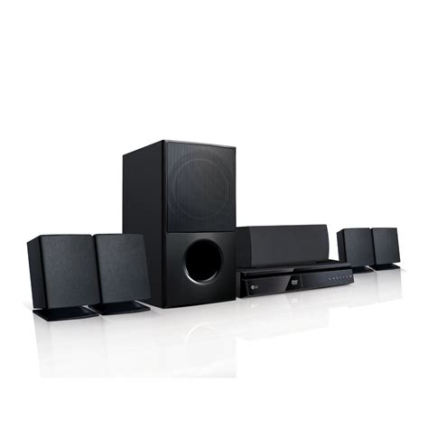 Optik Home Theater Lg home theater lg lhd625 5 1 canais bluetooth r 225 dio fm hdmi entrada usb hd up scaling