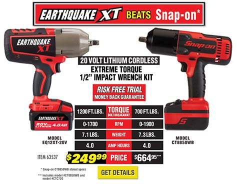 earthquake xt cordless coupon see what s new at harbor freight
