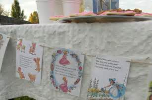 Nursery Rhymes Decorations 17 Best Images About Nursery Rhymes Birthday Theme On Themed Baby Showers Baby