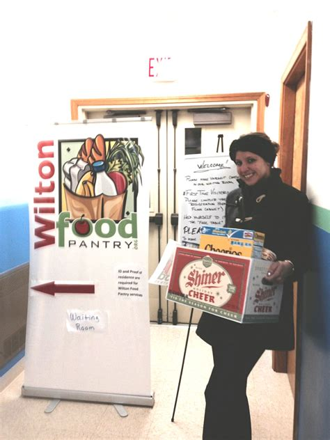 Wilton Food Pantry by Act Of Kindness 3 Bring Food To The Wilton Food Pantry