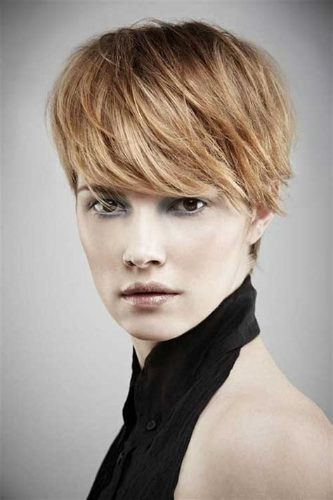 short haircut for long rectangluar face 2016 cool pixie haircuts for oval faces hairstyles 2017