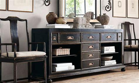 Dining Room Buffet Restoration Hardware Rooms Restoration Hardware Like This Black Finish