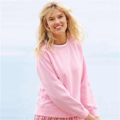 lady comfort colors comfort colors c1596 ladies garment dyed crewneck sweatshirt