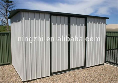 Aluminum Storage Sheds For Sale Metal Shed Prefabricated Storage Sheds With High Quality