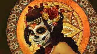 day of the dead makeup artisti