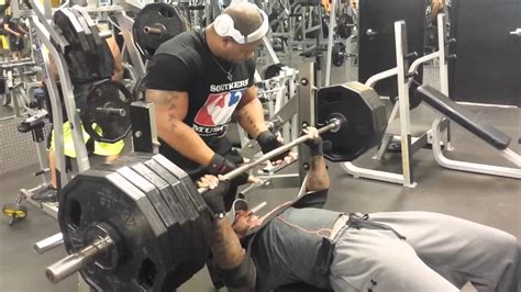 bench press 500 500 bench press youtube
