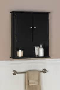 wall cabinets for bathrooms ameriwood espresso bathroom wall cabinet 5305045