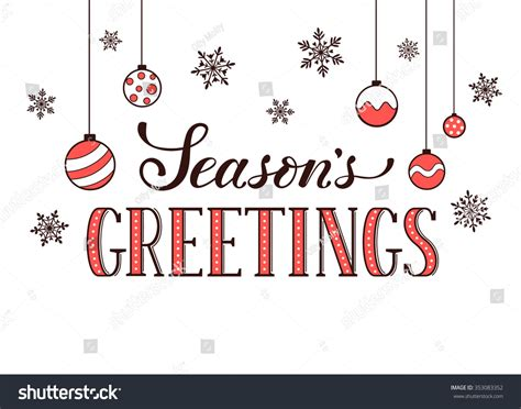 season greetings cards templates seasons greetings postcard template modern new stock