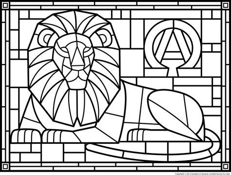 coloring book free stained glass coloring pages bestofcoloring