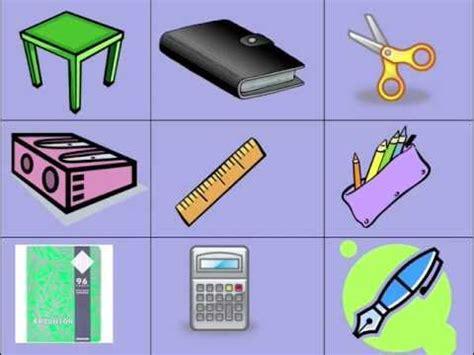 imagenes en ingles de objetos introduction to spanish 3 objetos 191 que es esto youtube