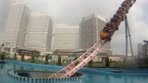 rollers underwater roller coaster