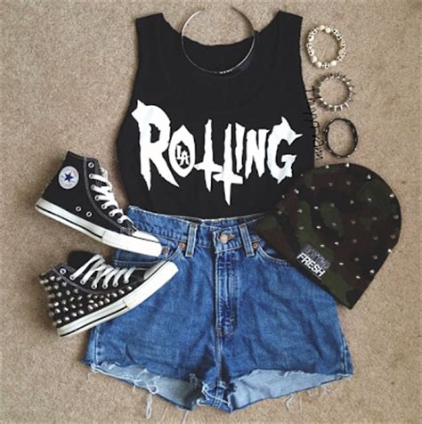 imagenes de ropa hipster para adolescentes moda chic especial de conjuntos de ropa de verano