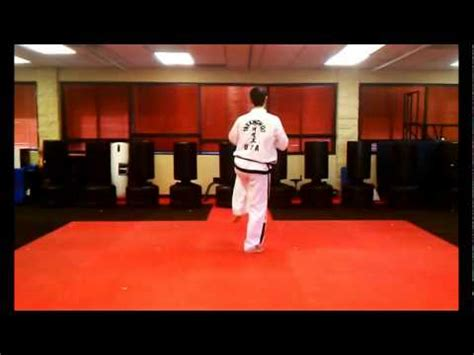 youtube taekwondo pattern 4 toi gye itf taekwon do patterns youtube