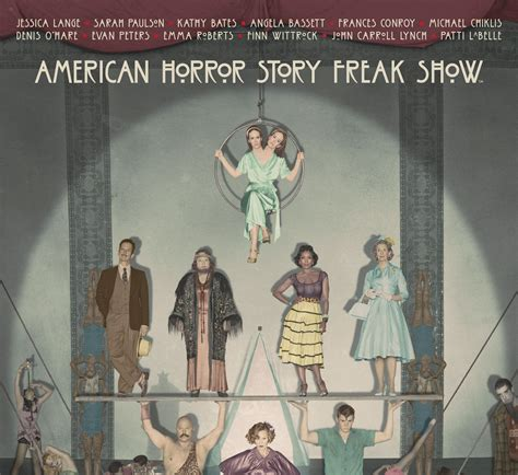 ideas for a potential american horror story feature casts nightmares on the script of ahs freakshow on edge tv
