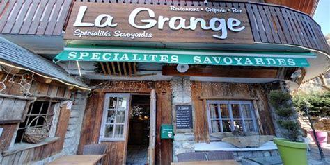 La Grange Valloire by La Grange Valloire Restaurantbeoordelingen Tripadvisor