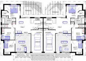 2 x 3 bed 2 living areas duplex design kit home designs 8 bedroom narrow lot townhouse 8 bedroom townhouse design