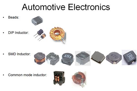 inductors in automotive lighting radial choke wire wound ferrite power inductor toroidal power choke coil inductor buy